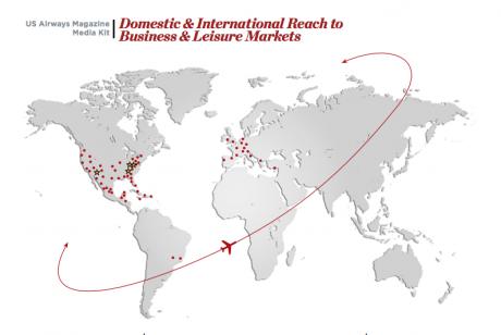 USAir-Routes